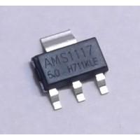 رگولاتور 5 ولت SMD AMS1117