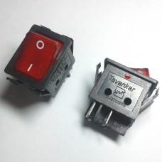 کلید قدرت 220 ولت 16 آمپر چراغدار