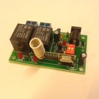 گیرنده 2 کانال کد لرن 433