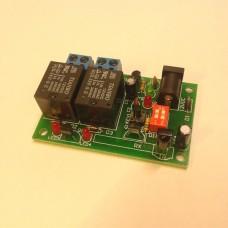 گیرنده 2 کانال کد لرن IR