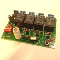گیرنده 4 کانال کد لرن 315