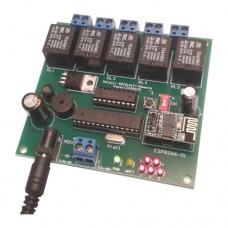 ریموت کنترل Wi-Fi و IP Remote بدون جعبه 5 کانال