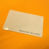 تگ کارتی RFID 125KHZ