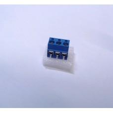 ترمینال آبی 3 پین KF300
