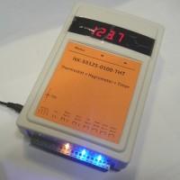 دستگاه 3 کاره ترموستات+رطوبت+تایمر SHT10/11 + DS18B20 جعبه دار