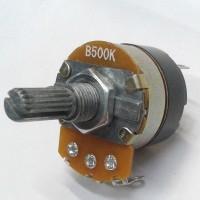 کلید ولوم صنعتی 500K