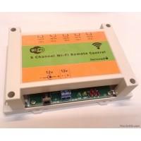 ریموت کنترل Wi-Fi و IP Remote جعبه دار 8 کانال