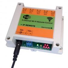 ریموت کنترل Wi-Fi و IP Remote جعبه دار 5 کانال